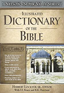 Illustrated Dictionary of the Bible (Super Value Series)