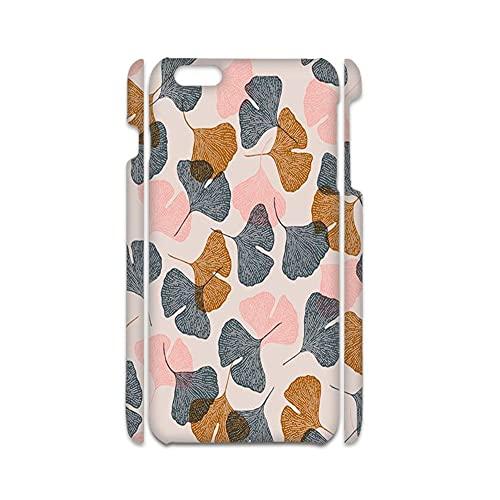 Desconocido para El Hombre Compatible para iPhone 7 P/ 8 P Conchas De Abs Duras Impresión Ginkgo Biloba Abstracto