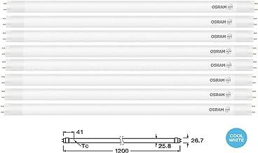 OSRAM SubstiTUBE STAR PC / LED buis: G13, Lengte: 1212 mm, 16,40 W, mat, Koel wit, 4000 K   8 stuks