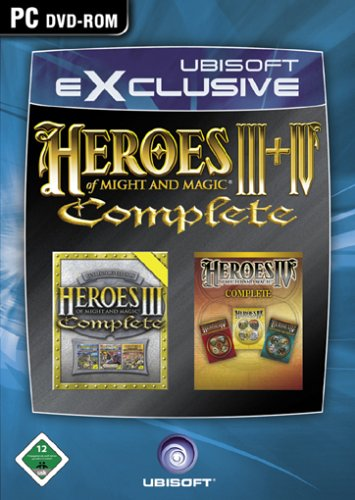 Heroes of Might & Magic III & IV Complete