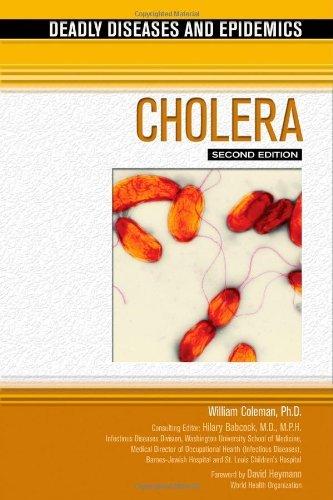Cholera (Deadly Diseases and Epidemics) (English Edition)