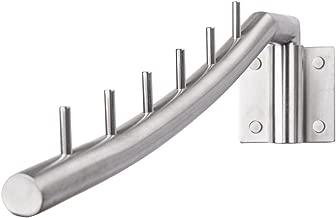 HSI 591110.0 Kleiderl/üfter Aluminium Hammerschlag 340mm 1 St