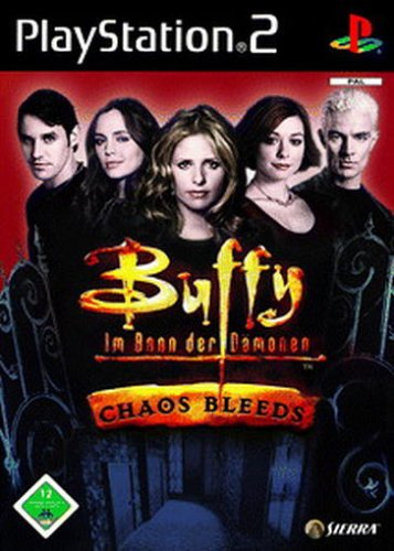 Buffy im Bann der Dämonen: Chaos Bleeds (für Playstation 2)