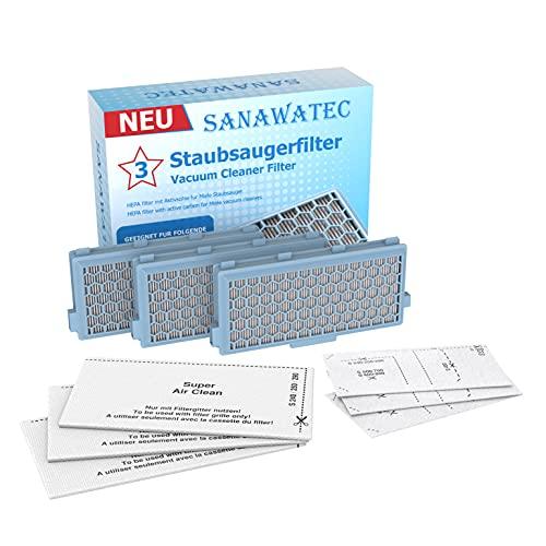 HAYATEC 3x HEBA Filter kompatibel für...