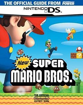 Official Nintendo New Super Mario Bros. Player's Guide 1598120093 Book Cover