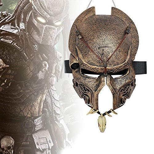 RealFireNSteel Predator - Jungle Hunter Predator's Mask