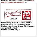 newgen medicals Sprudelmatte: Whirlpoolmatte für die Badewanne (Whirlpool) - 5