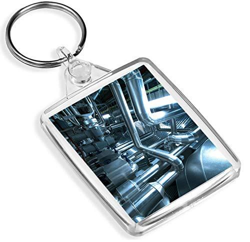 Llavero industrial para sala de calderas – IP02 –...