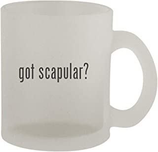 got scapular? - 10oz Frosted Coffee Mug Cup, Frosted