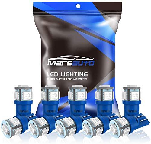 05 silverado led dash light blue - 1
