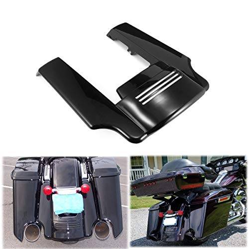 AQIMY 5' Motorcycle Rear Fender Extension Stretched Filler for Harley Touring Street Road Glide 2014 2015 2016 2017 2018