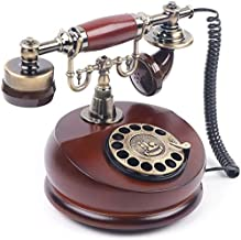 $74 » Royal Vintage Telephone Antique Desk Phone Corded Retro Phone Rotary Antique Dial Handset Corded Desk Home Office Vintage ...