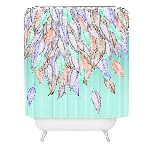 Deny Designs Lisa Argyopoulos Aquios Shower Curtain, 69' x...