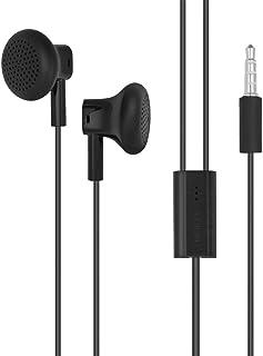 Original Nokia wh108Auriculares in-ear estéreo Jack de auriculares de 3,5mm para Nokia Lumia 1020, 1320, 1520y 510520525530530Dual SIM 610620625630630Dual SIM 635638710720730Dual SIM 735800, 820, 830, 900, 920, 925, 930, Nokia N1N8N9X x2dual sim x2–00X2–01XL 1051302062082152202253015155233105Dual SIM (2015) 108Dual Sim 215Dual SIM 225Dual Sim 5800XpressMusic 808PureView Asha 200205210305311501C1–01C3C5–03E5E63E7E71E72+ iSOUL® Funda/Cover