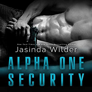 Alpha One Security: Harris audiobook cover art