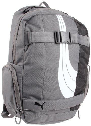 Puma Barricade PMAM1058 Backpack,Grey,One Size