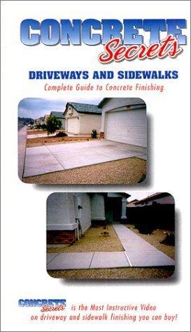 Concrete Secrets - Sidewalks and Driveways