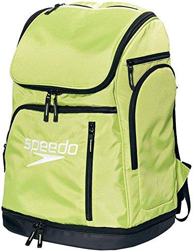 Speedo(スピード) プールバッグ リュック SD96B01 クリアグリーン