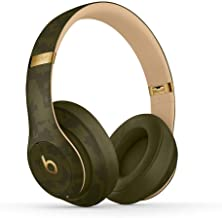 $349 » Beats Studio3 Wireless Noise Cancelling Over-Ear Headphones - Camo Collection - Forest Green