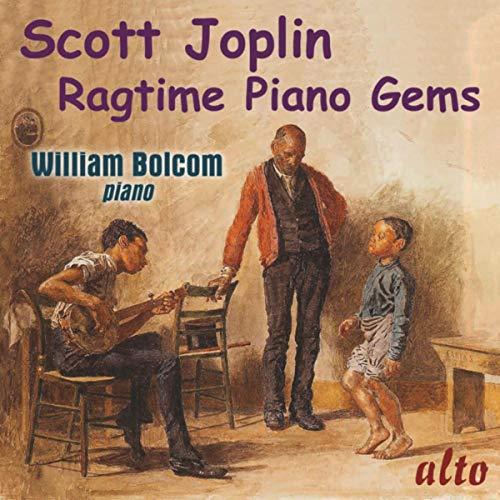 Scott Joplin - Ragtime Piano Gems
