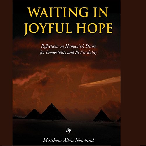 Waiting in Joyful Hope audiobook cover art