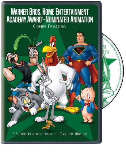 Warner Bros. Home Entertainment Academy Award-Nominated Animation: Cinema Favorites