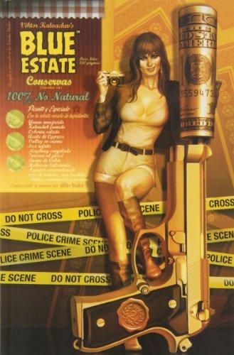 Blue Estate 2 (Aventurate - Cómic Americano)