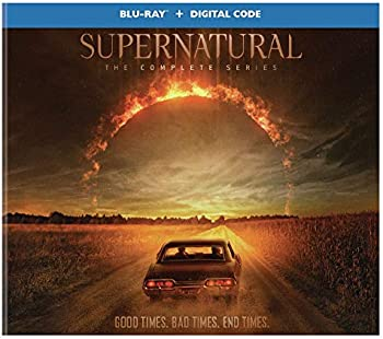 Supernatural: The Complete Series 58-Disc Blu-ray + Digital Box Set