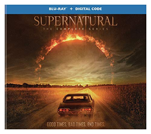 Supernatural: The Complete Series (BD w/Dig) [Blu-ray]