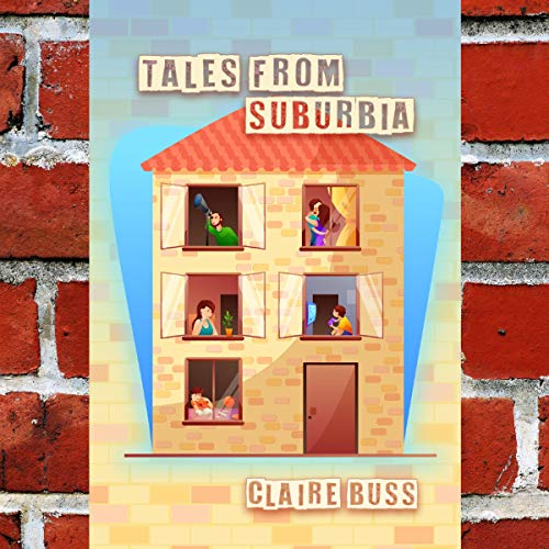Tales from Suburbia  By  cover art