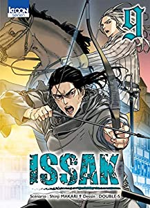 Issak Edition simple Tome 9