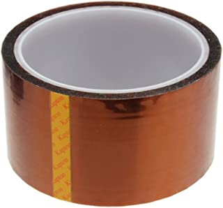 Elegoo 4 Pack Kapton Polyimide High Temperature Resistant Tape High Temp Tape