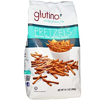 Glutino Gluten Free Family Size Pretzel Sticks - 14.1 oz