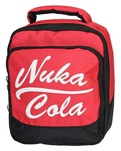 Fallout Nuka Cola Video Game Double Compartment Cooler Insulated Lunch...
