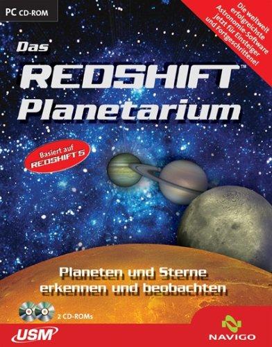 Das Redshift Planetarium