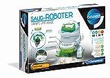 Clementoni 59109 Galileo-Science – Saug-Roboter, Robotik für kleine Ingenieure, Einstieg in die Elektronik, High-Tech für Schulkinder, Spielzeug für Kinder ab 8 Jahren
