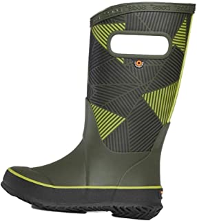 BOGS Kids' Rainboot Waterproof Rain Boot