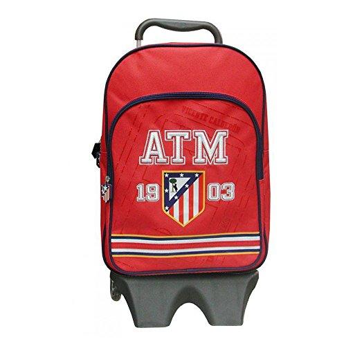 CYP Imports MC-211-ATL - Mochila Grande Atletico Madrid, 43 cm