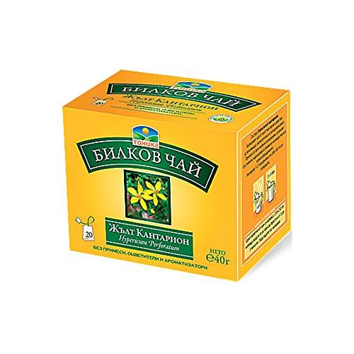 TEE Johanniskraut (Hypericum Perforatum) - 20 Teebeutel