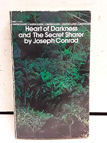 Heart of Darkness and The Secret Sharer 0553210882 Book Cover
