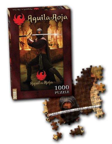 Águila Roja - Puzzle, 1000 Piezas (Devir 016)