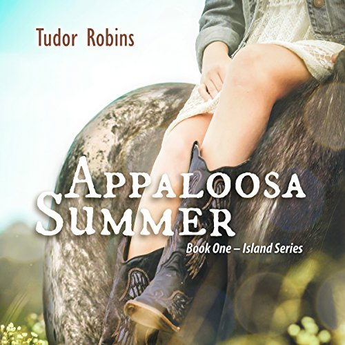 Appaloosa Summer audiobook cover art