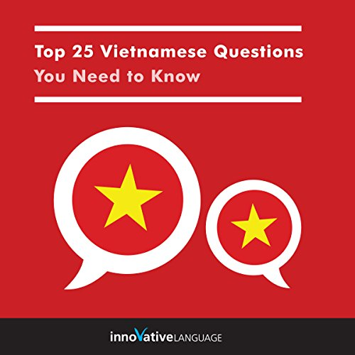 Top 25 Vietnamese Questions You Need to Know cover art