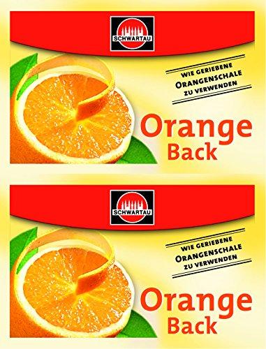Dr. Oetker Orange-Back, (2 x 5 g)
