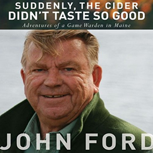 Suddenly, the Cider Didn't Taste So Good audiobook cover art