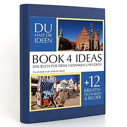 BOOK 4 IDEAS classic   Travemünde in der Lübecker Bucht, Eintragbuch mit Bildern