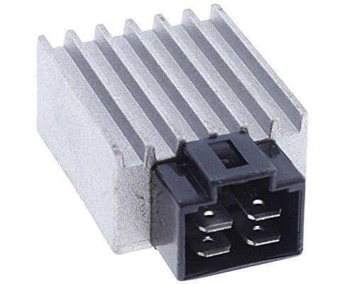 Spannungsregler/Gleichrichter 4-Pin - TAURIS Fuego 50 2-Takter