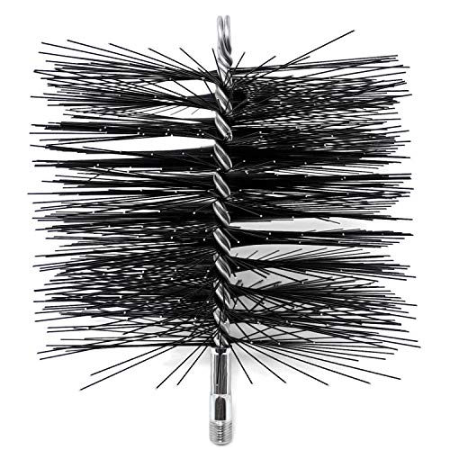 Why Choose Midwest Hearth Square Wire Chimney Cleaning Brush (7-Inch Square)