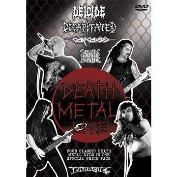 Death Metal Live [Alemania] [DVD]