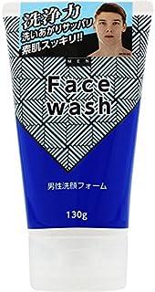 CleshMEN(クレッシュメン) 男性洗顔フォーム 130G